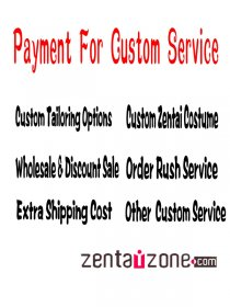 Zentaizone custom service 8