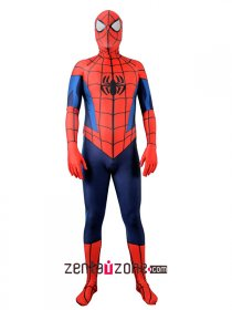 Ultimate Spiderman (TV Show accurate) Lycra Costume