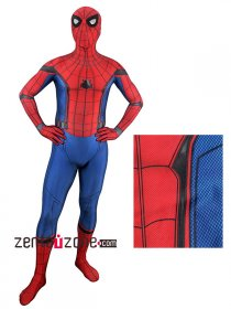 Homecoming Lycra Spiderman Zentai Costume