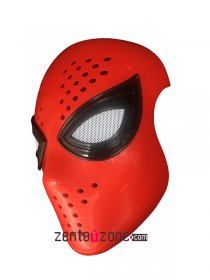 Spiderman Civil War Faceshell With Magnetic Lenses