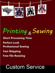 Zentaizone Custom Printing And Sewing