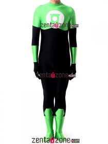 New Version Of Green Lantern Spandex Lycra Zentai Costume