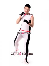 Mr Terrific Spandex Lycra Zentai Suit
