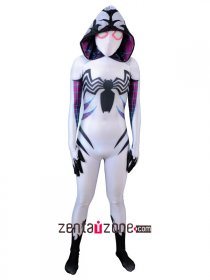 Custom Printed Anti-Gwenom Lycra Costume
