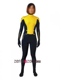 Lycra Negasonic Teenage Warhead Zentai Costume