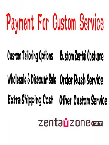 Zentaizone custom service 3