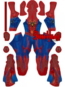 Custom Printed Turn Off The Dark Spider-man Zentai
