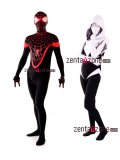 2011 New Black Wild Animal Zentai Costume