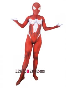 Custom Printed Ultimate Spider Woman Zentai Costume