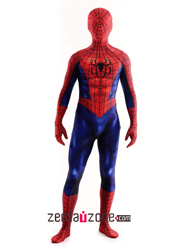 sc 1 st  Zentaizone & custom dye sublimation printed super hero suits costumes