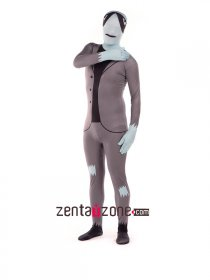 The Frog Prince Lycra Print Zentai Animal Suit