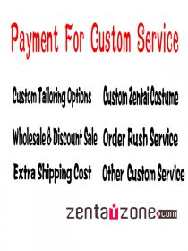 Zentaizone custom service 2