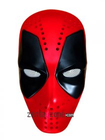 Deadpool Faceshell With Magnetic Face